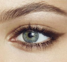 soft eyeliner look - Google Search