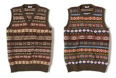 Shetland Collection - Handframed Fair Isle Sweaters