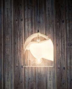 Brush by maiizen.  . . . #maiizen #brushlighting #lamp #glass #brush #lighting #handmade #design #lightingdesign