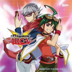 "[CD] 12/17/14 release Yu-Gi-Oh ☆ ☆ king ARC-V new ED ""Future fighter!"" / Sakaki 遊矢-Aqaba Rage (CV. Kenshō Ono Hosoya Yoshimasa) to ※ C / W and is Sakaki 遊矢song also included plans to sing [Details ]http: // urx2.nu/eI0H"