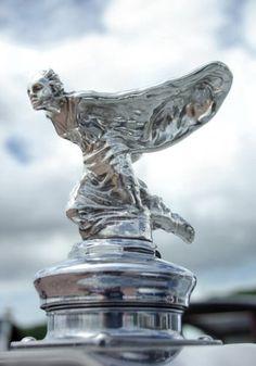 Mascotte Rolls-Royce