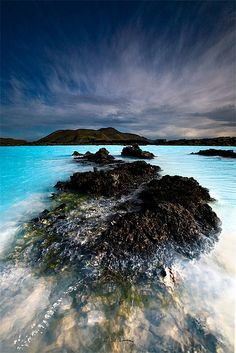 The Blue Lagoon in #Iceland - on your bucket list?
