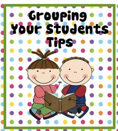 Tips for groups your students using technology.