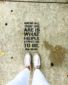 Maybe..  #qotd #drake #305