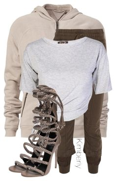 """""""Untitled #1606"""" by whokd ❤ liked on Polyvore featuring L'ÉCLAIREUR, Haider Ackermann and Monika Chiang"""