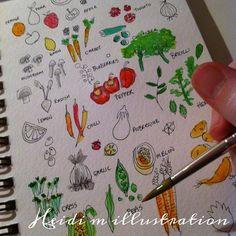Sketchbook fun!