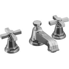 Deco Deck Mount Kitchen Faucet | Art Deco bathroom | Pinterest ...