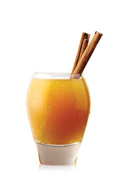 Pinnacle Cinnabon Cider- 1 part Cinnabon vodka, 2 parts apple cider. I mean COME ON. So yum!!