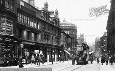Bradford, Tyrrell Street 1903, from Francis Frith