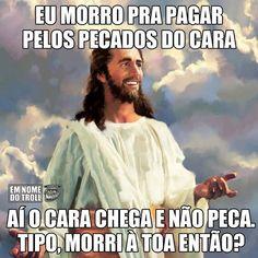 jesus morreu pelos seus pecados se você nao pecar http://boo-box.link/1T6U2