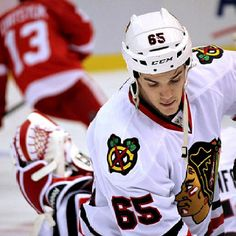 Andrew Shaw he's my favorite!