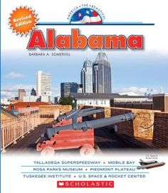 Describes the history, geography, ecology, people, economy, cities, and sights of the state of Alabama, and includes ideas for classroom assignments.