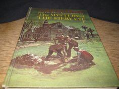 Three Investigators in The Mystery of The Fiery Eye 7 Robert Arthur Harry Kane 0394816617   eBay