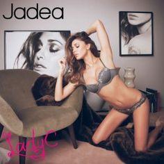 JADEA coordinato push-up e slip in cotone donna art. 4384