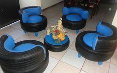 14 sièges de pneus de voiture que vous voudrez certainement faire - Si vous cherchez une idée que vous pouvez évaluer des pneus anciens et inutilisés, vous êtes au -