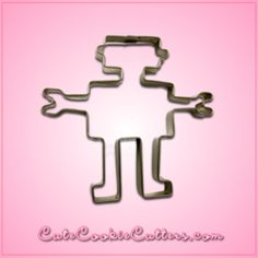 View Robot Cookie Cutter in detail