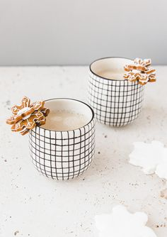 Oh My, It's Chai: A Winter White Hot Chocolate Recipe with Chai - Paper and Stitch
