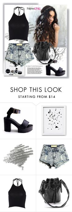 """""""Newchic 8"""" by suncokret-12 ❤ liked on Polyvore"""