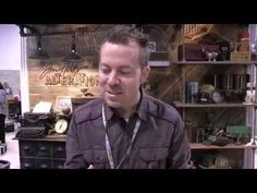 ▶ CHA 2015 - Sizzix Precision Base Plate with Tim Holtz Script Dies - YouTube (for thinlits)