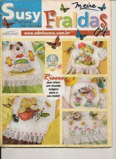 PINTURAS MEIRE: minhas revistas no picasa