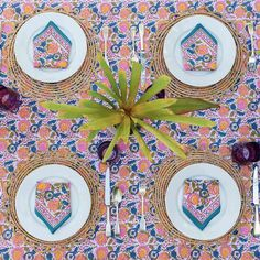 Shop the Look - Pomegranate Inc. Pomegranate Uses, Equestrian Shop, Printed Napkins, Linen Shop, Beautiful Table Settings, Table Accessories, Table Covers, Topiary, Table Linens