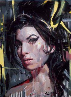 Amy Winehouse Zinsky