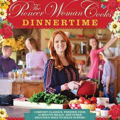 Cookbooks: The Pioneer Woman Cooks