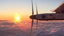 What a great article on solar plane flight! One more step toward environmental sustainability. After nearly 118 grueling, consecutive hours over the Pacific Ocean, the sun-powered Solar Impulse 2 is back on land -- and freshly stamped into aviation record books. http://www.cnn.com/2015/07/03/travel/solar-plane-flight/