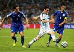 Bosnia vs argentina