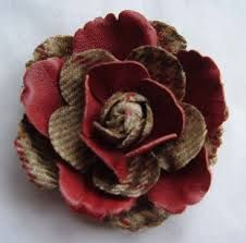 tweed corsage - Google Search
