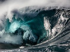 waves crashing - nature | coast - water - ocean - sea - salt water - wave - blue - deep - storm - surf - turbulent - stormy - coastal - coastline - nature - natural - wild - idea - ideas - inspiration - photography - landscape - aesthetic