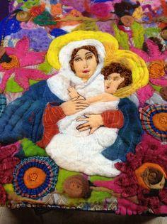 Fieltro bordado de la Mater Decor Ideas, Shop, Painting, Art, Felting, Needlepoint, Art Background, Painting Art, Kunst