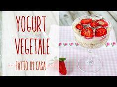 Yogurt di soia fatto in casa | Con yogurtiera - Il Goloso Mangiar Sano