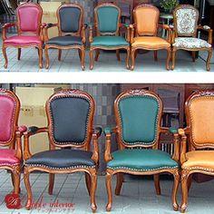 Chair 輸入家具総天然木アームチェアー華桃 アンティーク インテリア 雑貨 Antique ¥34081yen 〆06月22日