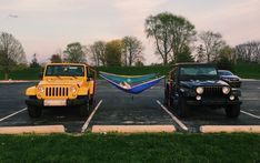 We can do this now that we're a two-Jeep family! Summer Goals, Summer Fun, Summer Vibes, My Dream Car, Dream Cars, Van Life, Good Vibe, Jeep Cars, Jeep Jeep
