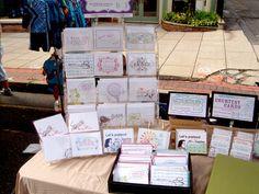 Cards Displayed by MG Designs, via Flickr