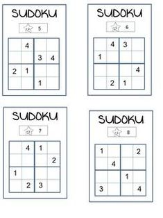 Strengthen Your Logic With These Free Printable Sudoku