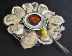 How did you eat your oysters?