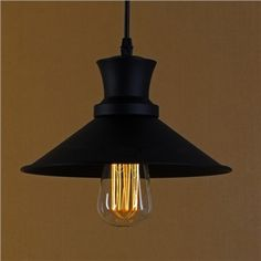Ceiling Lights - Pendant Lights - American Country Style Vintage Artistic Metal Pendant Light