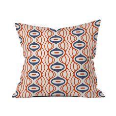 Found it at Wayfair - Holli Zollinger Mod Raindrop Outdoor Throw Pillow Blue Pillows, Toss Pillows, Outdoor Throw Pillows, Throw Pillow Covers, Accent Pillows, Geometric Throws, Geometric Pillow, Decorative Cushions, Dot And Bo
