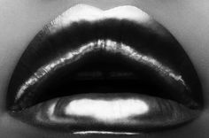 Lips by Koichiro Doi and MUA Christelle Cocquet