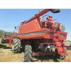 Used 1989 Case IH 1680 combine parts - EQ-26438!  Call 877-530-4430 for used tractor parts! https://www.tractorpartsasap.com/-p/EQ-26438.htm