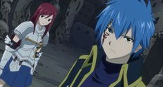 Jellal And Erza, Jerza, Erza Scarlet, Fairy Tail, Anime, Manga, Sony, Movies, Collection