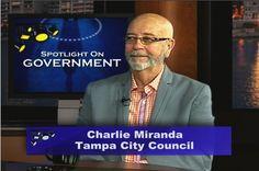Charlie Miranda - Tampa City Council