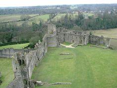 English Castles - Richmond Castle
