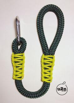 Handmade do leashes.