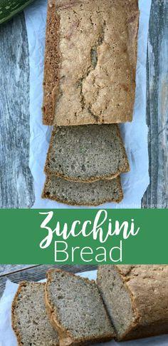 Zucchini Bread Recip