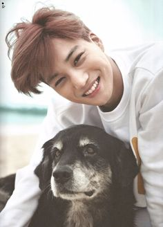 SCAN #Kai #EXO Dear Happiness #Photobook