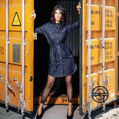New Denim - Handmade Jeans since 2004 Fall Winter, Denim, Jeans, Casual, Collection, Dresses, Women, Fashion, Vestidos