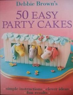 That Cute Little Cake: {Book review} Cake decorating books reviews
